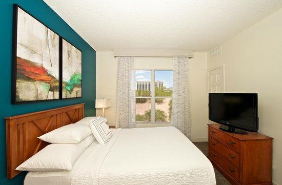 Residence Inn Phoenix Airport: Queen Suite
