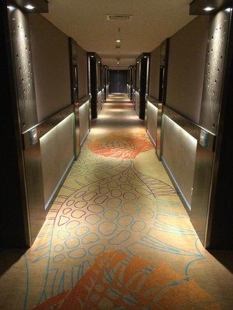 The Westin Langkawi Resort & Spa: Corridor to rooms