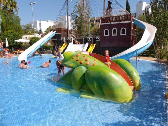 Viva Palmanova: La piscine des enfants...