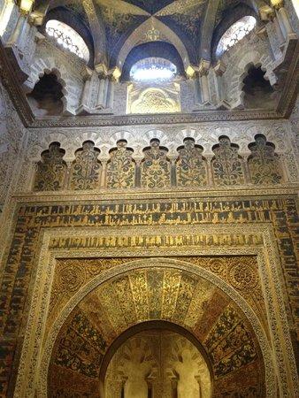 Mezquita-Catedral de Córdoba: Inside