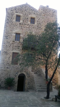 Hotel Petropoulakis God's Land : Ingresso principale