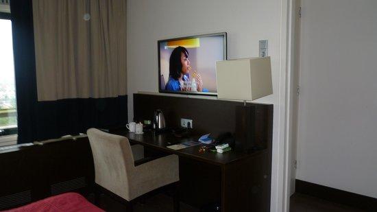 Amsterdam Tropen Hotel : Kamer