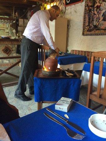 Erzincan Restaurant : Erzincan House spezial :)