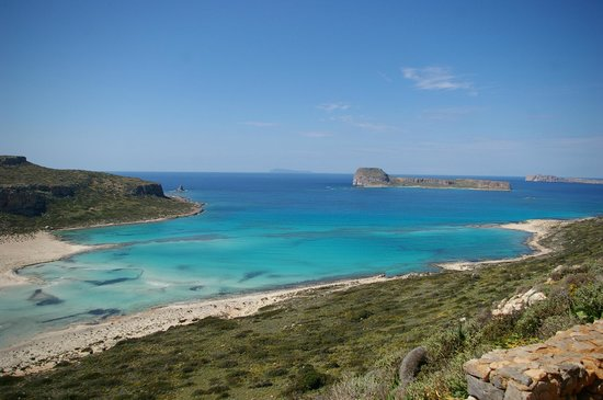 Kissamos, Greece: Laguna Balos