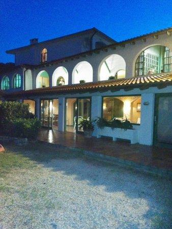 Hotel Marelba: Ristorante