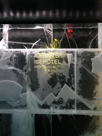 Hotel C Stockholm: Ice bar