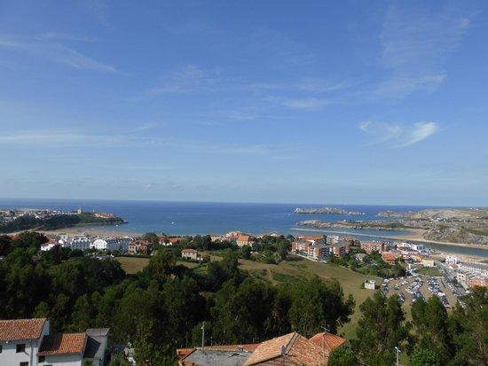 Hotel Montanes: Buenas vistas