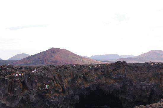 Les grottes de Los Hervideros