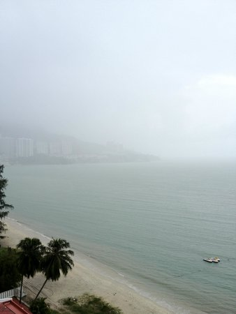 Flamingo Hotel by the Beach, Penang: Sea View