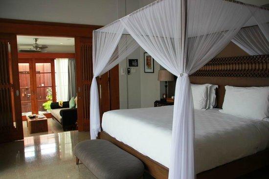 The Samaya Bali Seminyak : Chambre de la villa