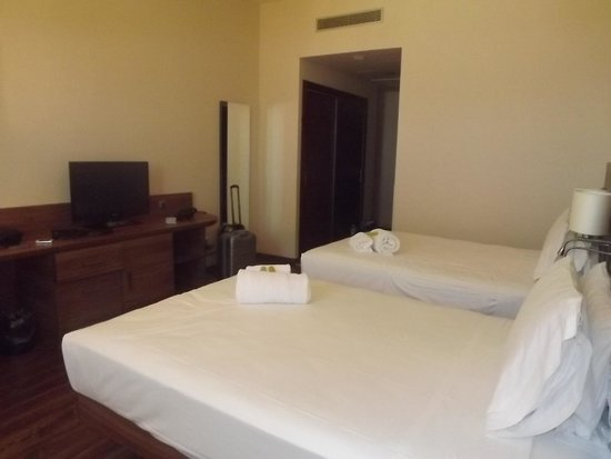 Apartamentos Turisticos La Castilleja: Chambre 2