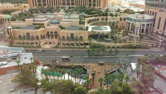 Treasure Island - TI Hotel & Casino: From the 25th floor