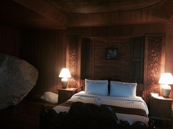 Panviman Resort - Koh Pha Ngan: La chambre