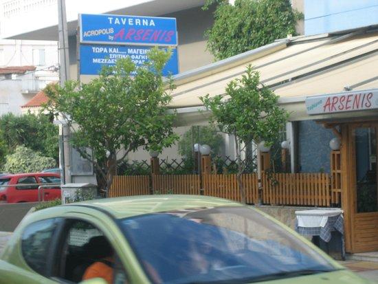 Arsenis Taverna : Taverna
