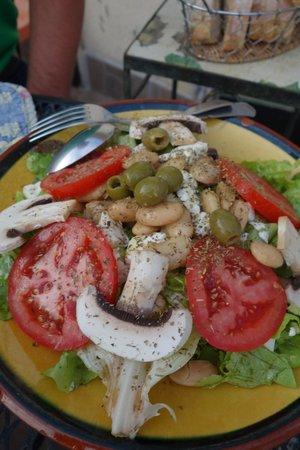Casarella : frisches Essen