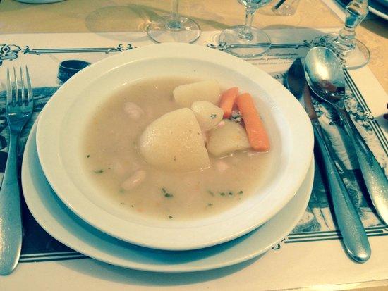 La Grappe d'Or: Soupe