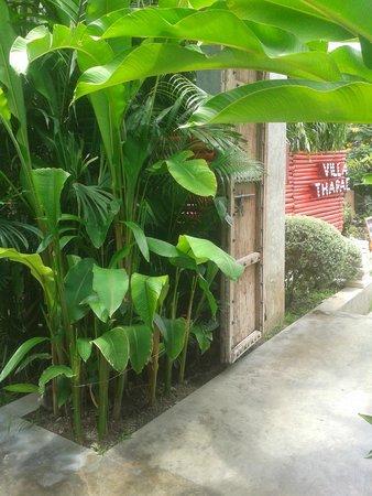 Villa Thapae: 2