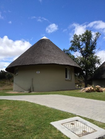 Rawsonville, South Africa: Rondavel Hut