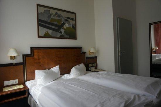 Hotel Kipping: Hotelkamer