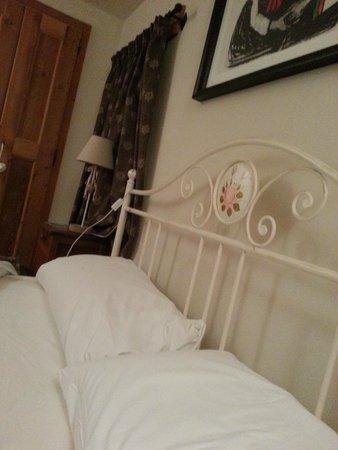 Le Petit Relais: bedroom