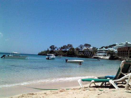 Grand Paradise Playa Dorada: Playa