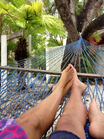 Tarpon Tale Inn: Relax!!!!!