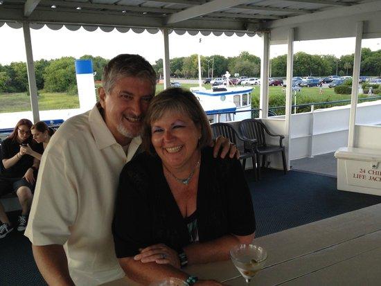 Spiritline Dinner Cruises: Before Departure
