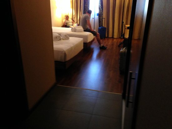 Hilton Garden Inn Sevilla : Entrée