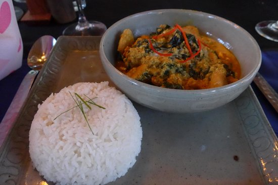 Sojourn Boutique Villas: Curry