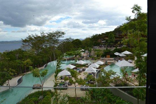 Andaz Peninsula Papagayo Resort: one of 3 pools