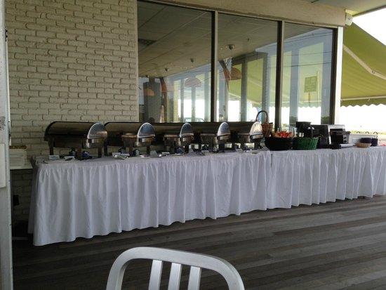 Harbor Hotel Provincetown: Breakfast Buffet