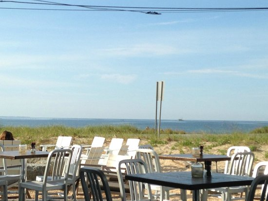 Harbor Hotel Provincetown: View from breakfast