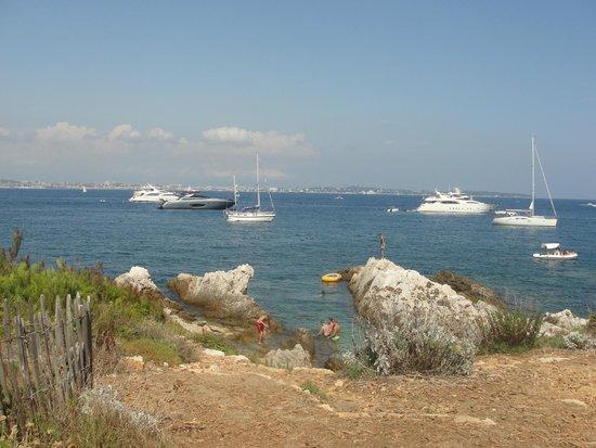 Île Sainte-Marguerite: Yachten