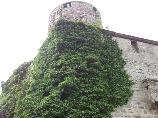 Hotel Burg Colmberg: Tower