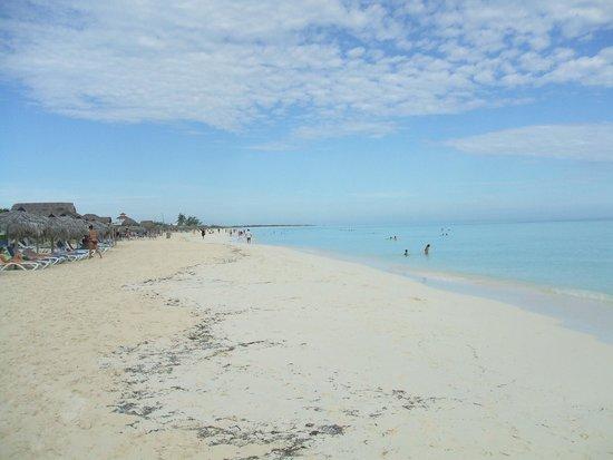 Memories Paraiso Beach Resort : si vous aimez marcher c'est la place idéal wow