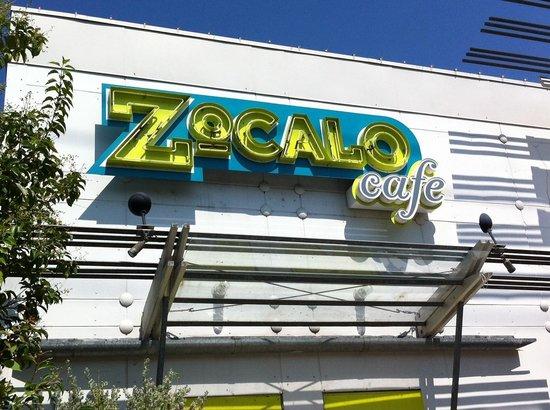 Exterior signage Picture of Zocalo Cafe Austin TripAdvisor