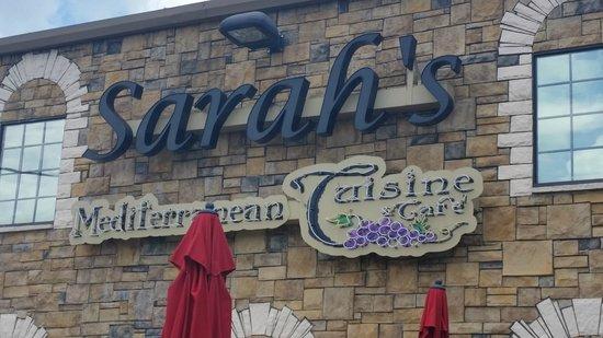 Sarah's Mediterranean Cuisine and Cafe