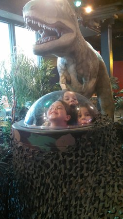 Adventure Science Center : Dinosaurs