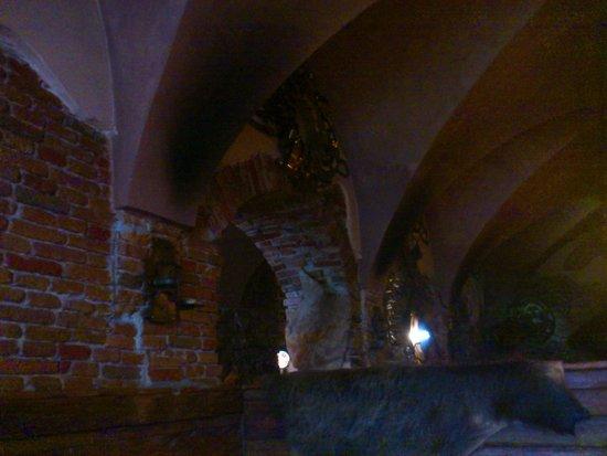 Keltska Krcma : interior