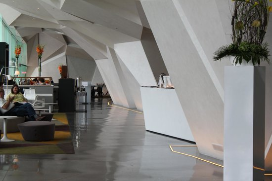 The Marker Hotel: Front Lobby / Registration
