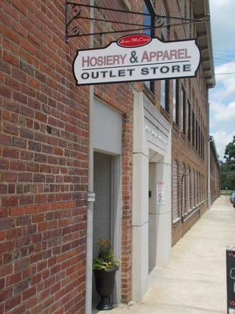 ‪Acme-McCrary Hosiery & Apparel Outlet‬