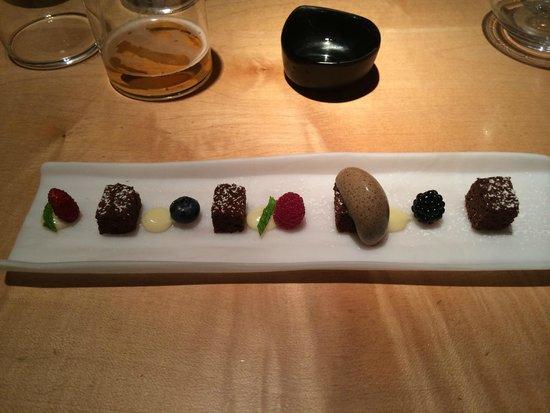 Koy Shunka: Postre-2: Pastelillos (Menu Gastronómico)
