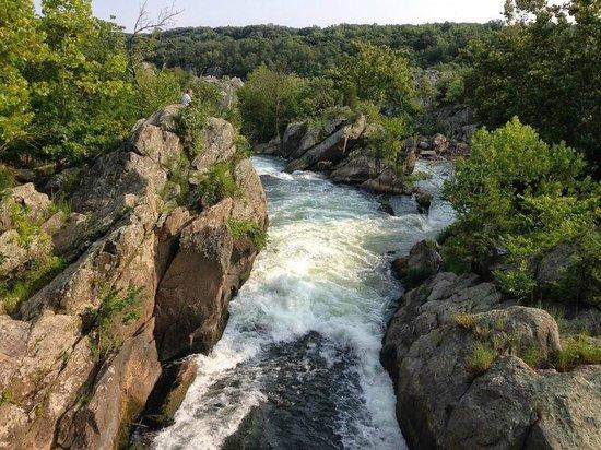 Great Falls Park: Вид 5