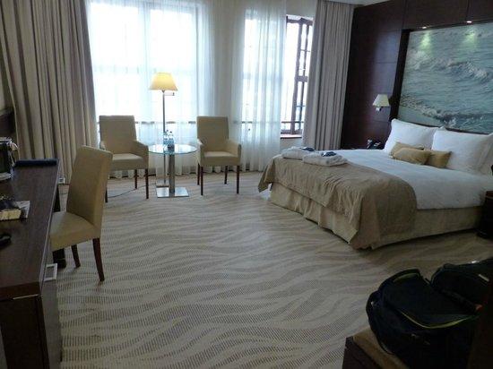 Radisson Blu Hotel Gdansk: Zimmer