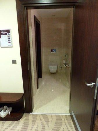 Radisson Blu Hotel Gdansk: WC
