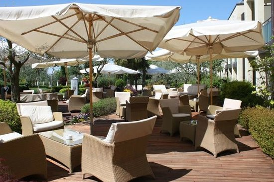 Hotel Caesius Thermae & Spa Resort: San Vigilio