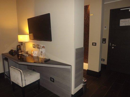 Rome Life Hotel: Habitación standar