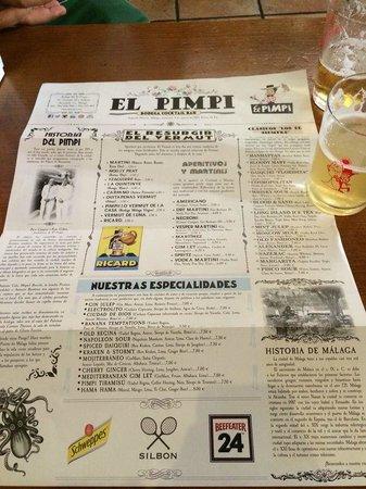 "Periódico ""El Pimpi"""