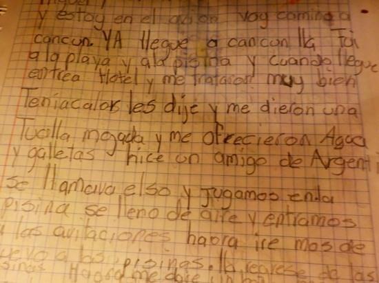 Dreams Tulum Resort & Spa : Opinión Dreams Tulum niña 7 años. solo los niños dicen la verdad.
