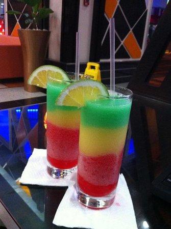 Hotel Riu Montego Bay: Bob Marley Drinks